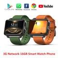 Smartwatch DM99 Android 5,1 OS 3G netzwerk 1GB + 16GB gebaut in GPS WIFI BT 4,0 1,3 MP kamera 2,2 inch IPS bildschirm VS DM98 AEKU I5 Plus