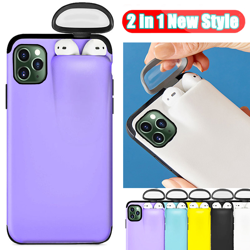 H04b53d46526b4278851a53442c9a076cH Jetjoy Case for iPhone 11 Pro Max Case Xs Max Xr X 10 8 7 Plus Cover for AirPods 2 1 Holder Hard Case for AirPods Case Hot Sale