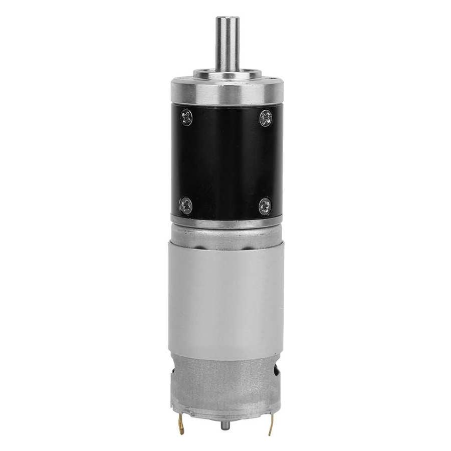 Преобразователь датчика Холла для двигателя робота с металлической редукцией 24 В постоянного тока 330 об/мин