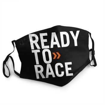 Ready To Race Non-Disposable Face Mask Enduro Motocross Bike Life Anti Dust Mask Protection Cover Respirator Muffle
