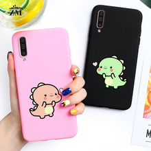 Cute TPU Case For Samsung Galaxy A10 A30 A50 M10 Silicone Ultra Thin Simple Back Cover for samsung Cases