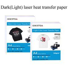Лидер продаж темный светлый лазерный принтер a4 с тонером термопереносная