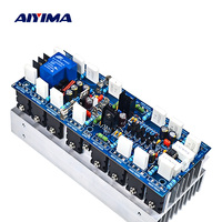 Aiyima 모노 hifi 스피커 앰프 1000 w 5200 1943 무대 오디오 파워 사운드 앰프 홈 시어터 용 전문 보드|앰프|   -