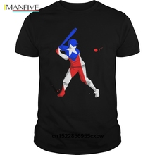 Funny Men t shirt Women novelty tshirt Puerto Rico Baseball Puerto Rican Flag Classic Tshirt cool T-Shirt цена