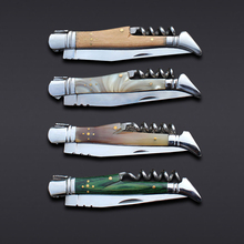 8.4''21.4cm 1pcs Outdoor Folding Steak Tableware Pocket Knife Portable Picnic Tool Camping Knife Self-defense Hunting Knife