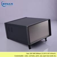 DIY project box iron junction box iron enclosures for electronics equipment metal instrument case big enclosure 350*300*200mm