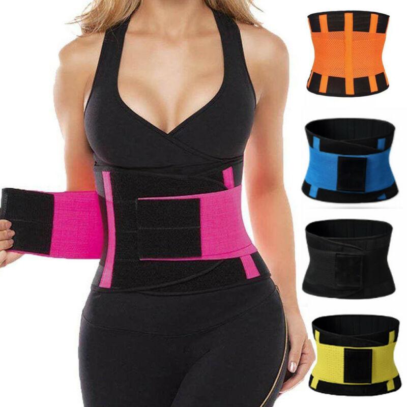 Corset Waist Trainer Training Shaper Body Shapewear Underbust Cincher Control Sports Fitness Female Corset Shape Waist Belt