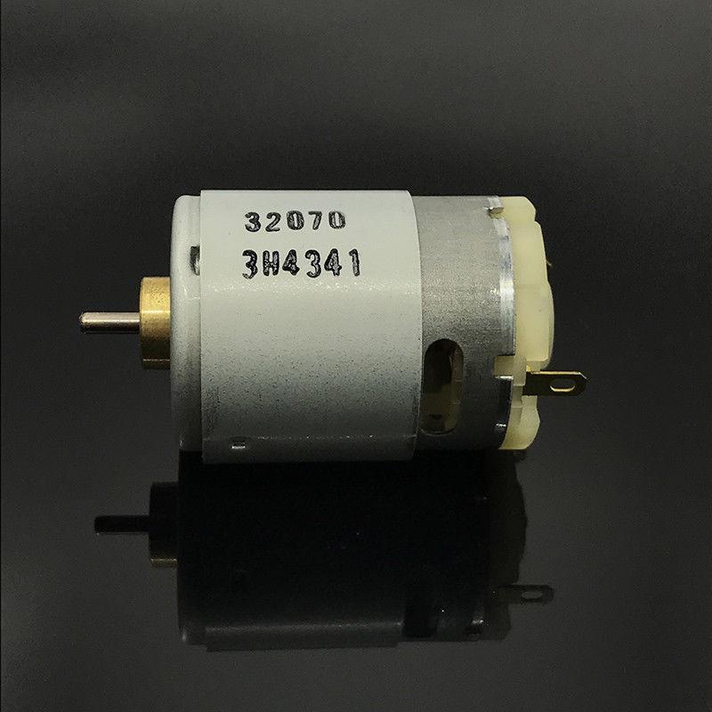 JOHNSON RS-380 Motor mini DC 3V 3.7V 4.5v 6V 17000-33000RPM High Speed Power Large Torque Motor DIY RC Drone Model Drill Tools
