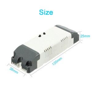Image 4 - Interruptor inteligente eWeLink 2 canales wifi relé interruptor de puerta rodante DC5V 12V 24V 32V 220v motor interruptor de cortina Inching auto bloqueo