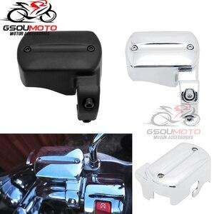 Front Brake Master Cylinder Cover For Yamaha Dragstar V-Star DS XVS 400 650 950 1100 1300 Motorcycle Accessories Reservoir Cap