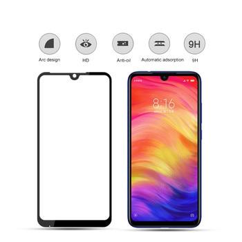 2-in-1 Camera Glass Redmi Note 7 9D Tempered Glass Screen Protector Xiaomi Redmi Note 7 Glass Film redmi note 7 screen protector 1
