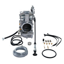 Motorcycle 48mm Carburetor Easy Kit For Harley Carb Twin Cam 1990-2006 2001 02 03
