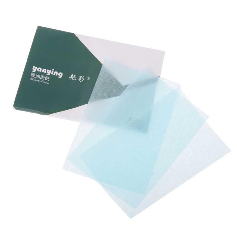 50 листов макияж контроль масла впитывающий масло впитывающий для лица чистая бумага