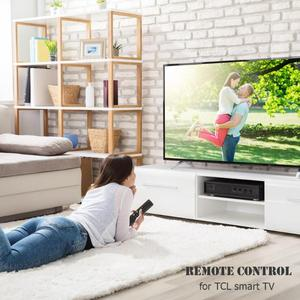 Image 2 - Télécommande universelle de remplacement pour Smart TV, ARC802N YUI1 pour TCL 49C2US 55C2US 65C2US 75C2US 43P20US, haute qualité