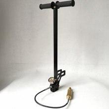 Ручной воздушный насос pcp bomba высокого давления 4500psi 300