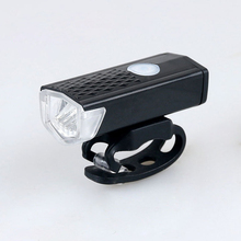 Bike Light USB Rechargeable Super Bright Bicycle Front Lamp Headlight Waterproof Cycling LED