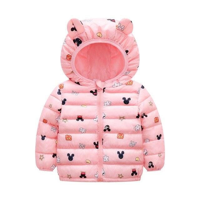 Kids Winter Coat w/ Hood 1