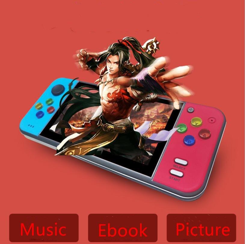 Купить coolbaby rs11 5 дюймов hdmi ретро портативная игровая консоль