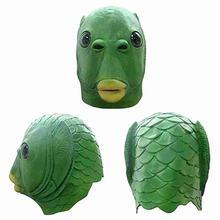 Snailify зеленого цвета с круглым открытым носком; Резиновая