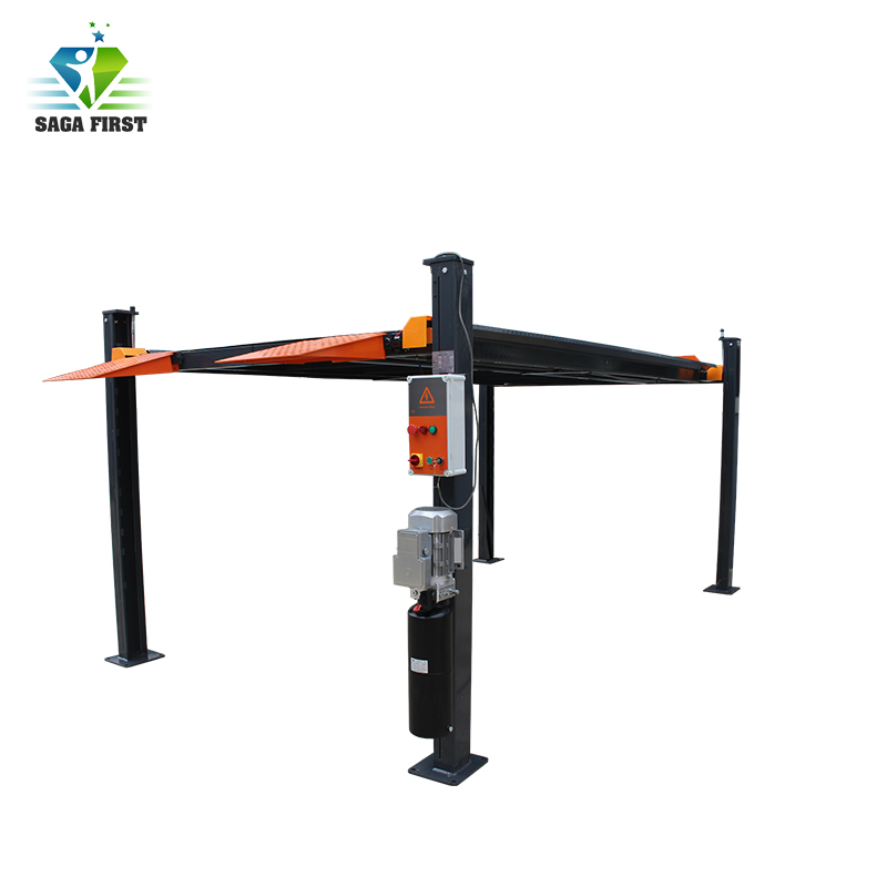 Lifting Equipment 4 Post Auto Lift For Car