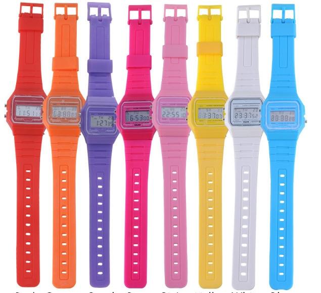 Kids Watches Boys Digital Girls Watches Kids In Children's Watches Waterproof LED Clock Livraison Gratuite Montre Enfant Sport