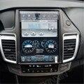 Автомагнитола Tesla Style для Honda Accord 9 12,1 +, 2012 дюйма, Android 9, 4G, LTE, GPS-навигация, головное устройство, мультимедийный плеер