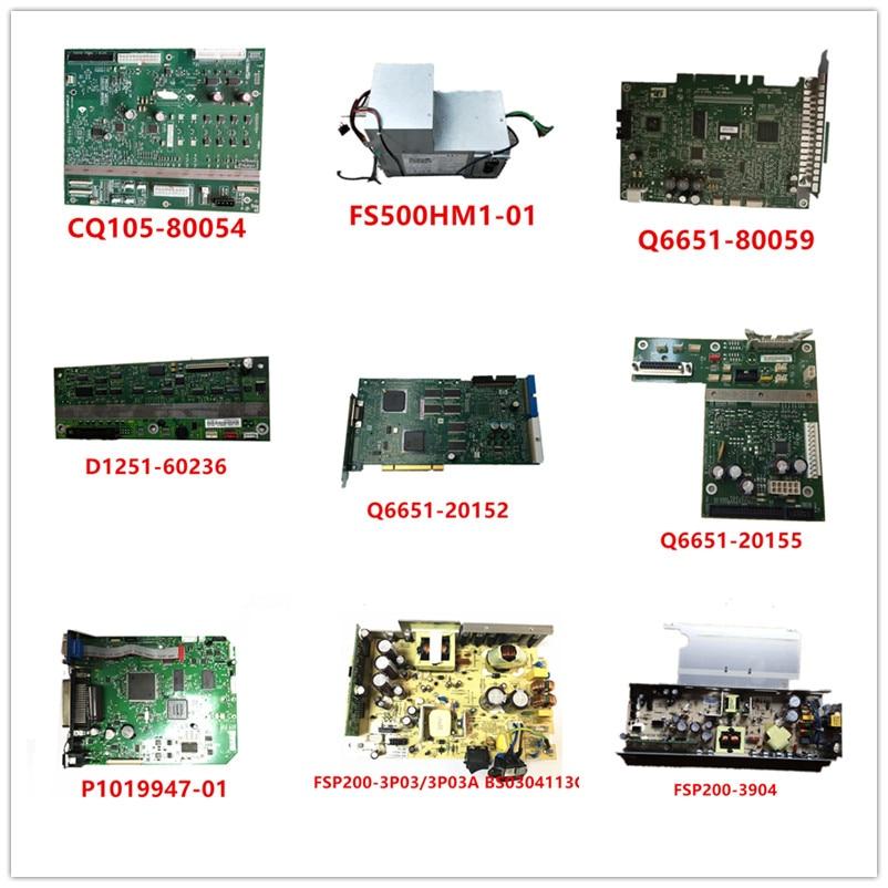 CQ105-80054 FS500HM1-01 Q6651-80059 D1251-60236 Q6651-20152 Q6651-20155 P1019947-01 FSP200-3P03/3P03A BS0304113GP FSP200-3904