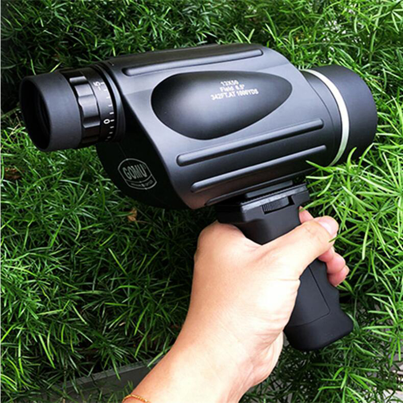 High Power HD Telescope Monocular 10-30X50 Zoom Bird Watching Waterproof Binoculars Lll Night Vision High Quality For Hunting 5