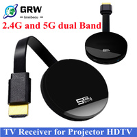 TV Stick 5G adattatore Wireless Full HD Display Wifi Dongle Mirascreen Mirror Miracast Airplay ricevitore DLNA per proiettore HDTV