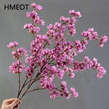 90cm Hohe Qualität Künstliche Stern Blume für Weihnachten Decor Hochzeit Floral Fotografie Party Zubehör Home Decor Silk Blumen