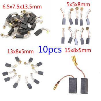 10 sztuk części zamienne do szczotek węglowych Mini wiertarka części zamienne do szlifierki elektrycznej do silniki elektryczne narzędzia obrotowe tanie i dobre opinie CN (pochodzenie) Carbon Brushes lot (10 pieces lot) 0 015kg (0 03lb ) 1cm x 1cm x 1cm (0 39in x 0 39in x 0 39in)