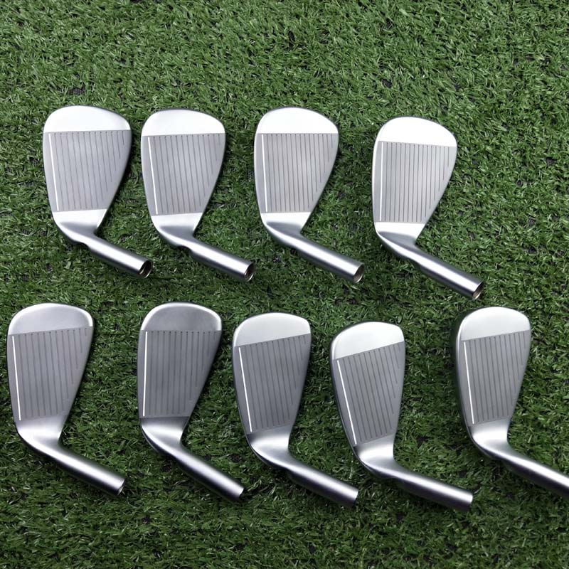 Brand New 9PCS I500 Iron Set I500 Golf Forged Irons Golf Clubs 3-9UW R/S Flex Steel/Graphite Shaft With Head Cover