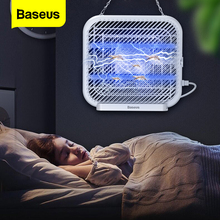Baseus LED Mosquito Killer Lamp UV Light USB Electric Anti Mosquito Insect Killer Bug Zapper Repellent Fly Trap For Home Bedroom
