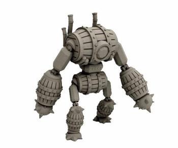 Barrel Robot Custom order highqualityhighprecision digital models 3D printing service Funny Toys ST6137
