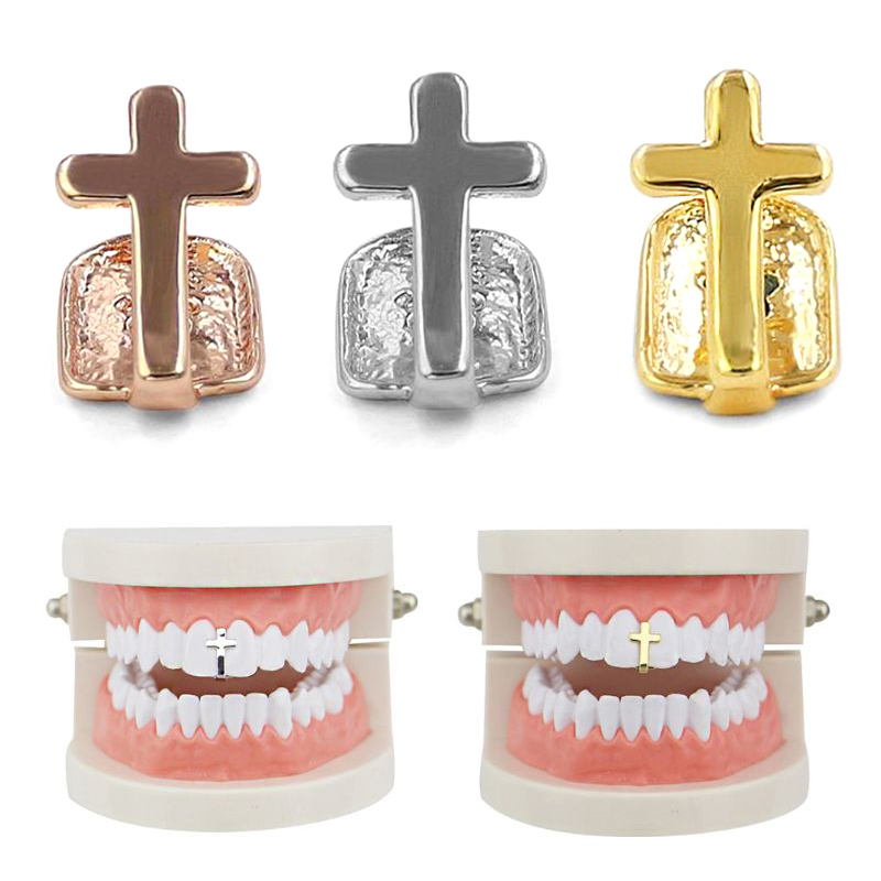 Body Jewelry Tooth-Braces Piercing Gifts Hip-Hop Travel Gold-Color Trendy New-Arrival title=
