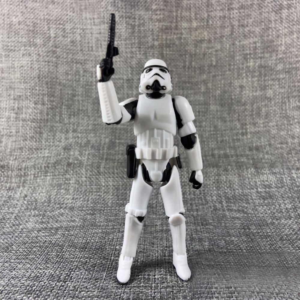 Star Wars Otc Trilogy Empire Storm Trooper 3 75 Longgar Action Figure Aksi Figur Aliexpress