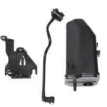 Автомобильная канистра с активированным углем, банки и шланг для VW Jetta Golf 6 MK6 для Audi TT 1K0201897AE 1K0201801E