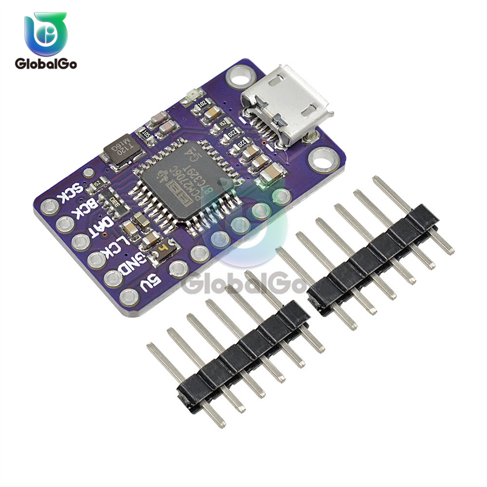 GY-PCM2706 Body Hand Gesture Recognition Sensor Module USB To I2S IIS Gesture Detection Motion Sensor Board For Car Computer