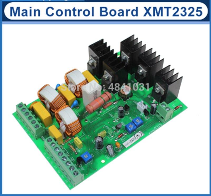XMT-2325 плата управления токарный станок силовой привод SIEG C2-182 Oringial электрическая монтажная плата FC250J Монтажная пластина