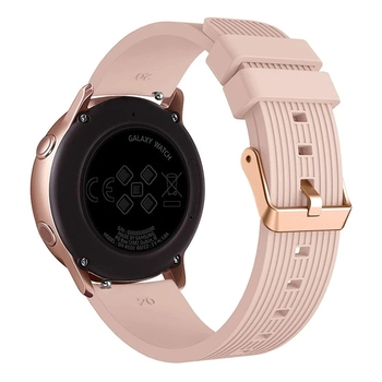 20MM Silicone Strap For Garmin Venu SQ/SQ Music Smart Watch Band Sports Bracelet Accessory For Vivoactive 3/Forerunner 245 645 M 20mm silicone watch band strap for garmin forerunner 645