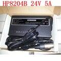Бесплатная доставка HP8204B 24В 5А зарядное устройство