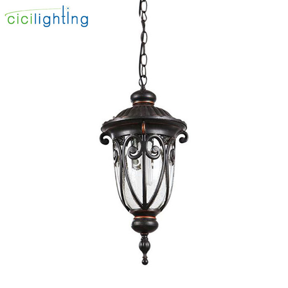 Vintage Pendant Lamps Traditional