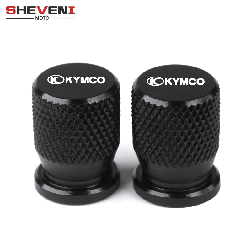 For KYMCO DOWNTOWN 125/200/300/350 XCITING 250 300 500 400 AK550 K-XCT 300 CK250T CK300T Shadow 300 Motorcycle Tire valve image