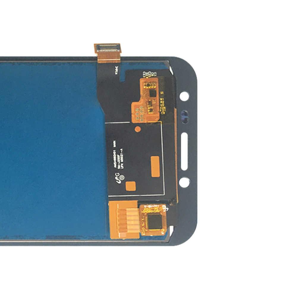 5.0 תצוגה עבור Samsung Galaxy J2 פרו 2018 J250 J250F J250H J250M LCD תצוגת מסך מגע Digitizer עצרת עבור J2 פרו 2018