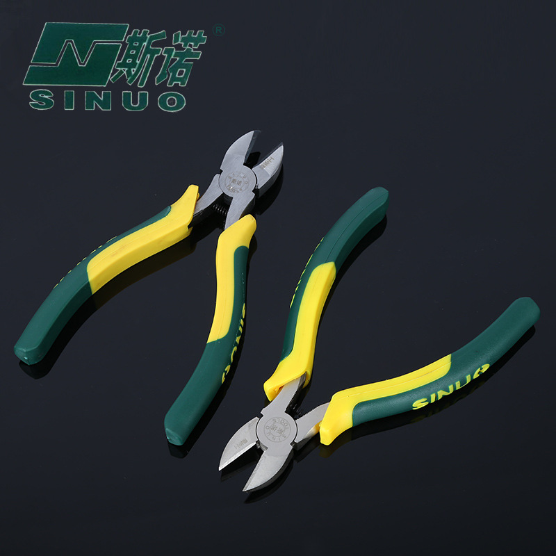 Manufacturers Direct Selling High Quality 55 # Steel Household Manual Muti_function Clamp Six Inches Nickel-iron Alloy Side Cutt