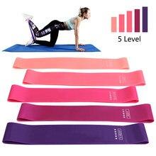 Aptidão elástica resistência bandas crossfit exercício bandas de borracha treinamento treino de fitness goma esporte yoga força equipamentos de ginástica