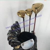 Men's Golf Club Set Maruman Majesty Prestigio 9 Golf Complete Set Maruman Club Graphite Golf shaft (no bag) free shipping
