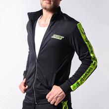 Спортивные костюмы для бега мужская спортивная одежда костюм