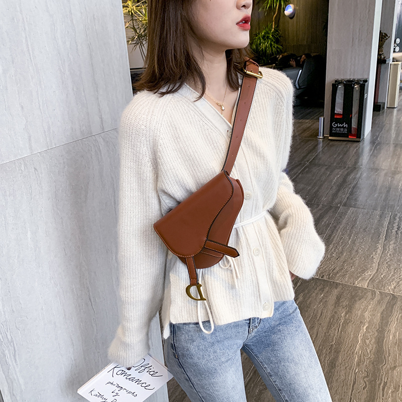 Wallet New Arrival Bag Women's 2019 Autumn And Winter Korean-style New Style Fashion Decoration Shoulder Bag Women's Wallet