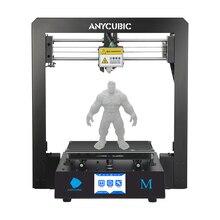 ANYCUBIC 3D Printer I3 Mega Impresora 3D Kit Full Metal Frame Large Printing Plus Size Touch Screen 3D Drucker Printers